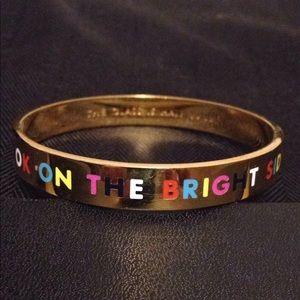 Kate Spade Look On the Bright Side bracelet